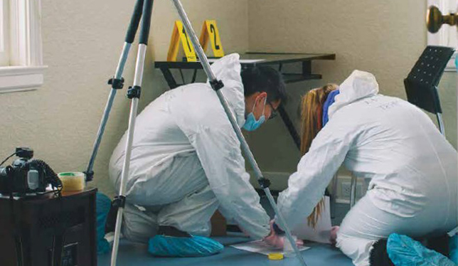 how to get a job in forensic science ontario