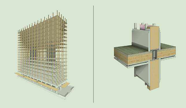 Rendering of the UBC building, courtesy of Acton Ostry Architects.