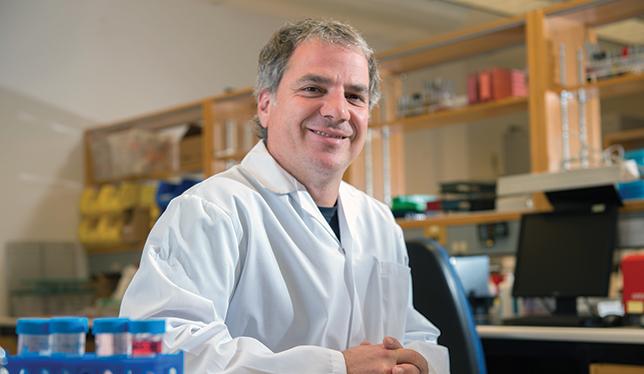 Dr. Kobinger rejoint l'Université Laval en juillet. Photo: Université du Manitoba.