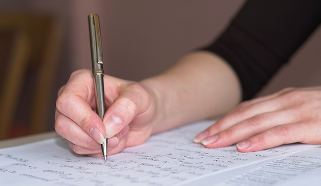 How To Ask For A Reference Letter University Affairs