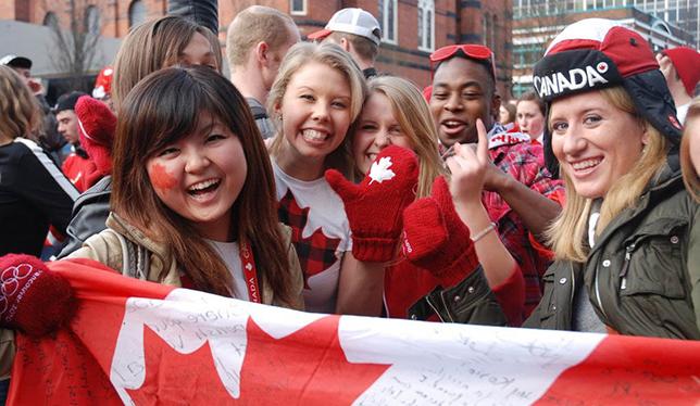 Resultado de imagen de students CANADA
