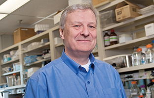 Dr. Jim Woodgett. Photo courtesy of Lunenfeld-Tanenbaum Research Institute.