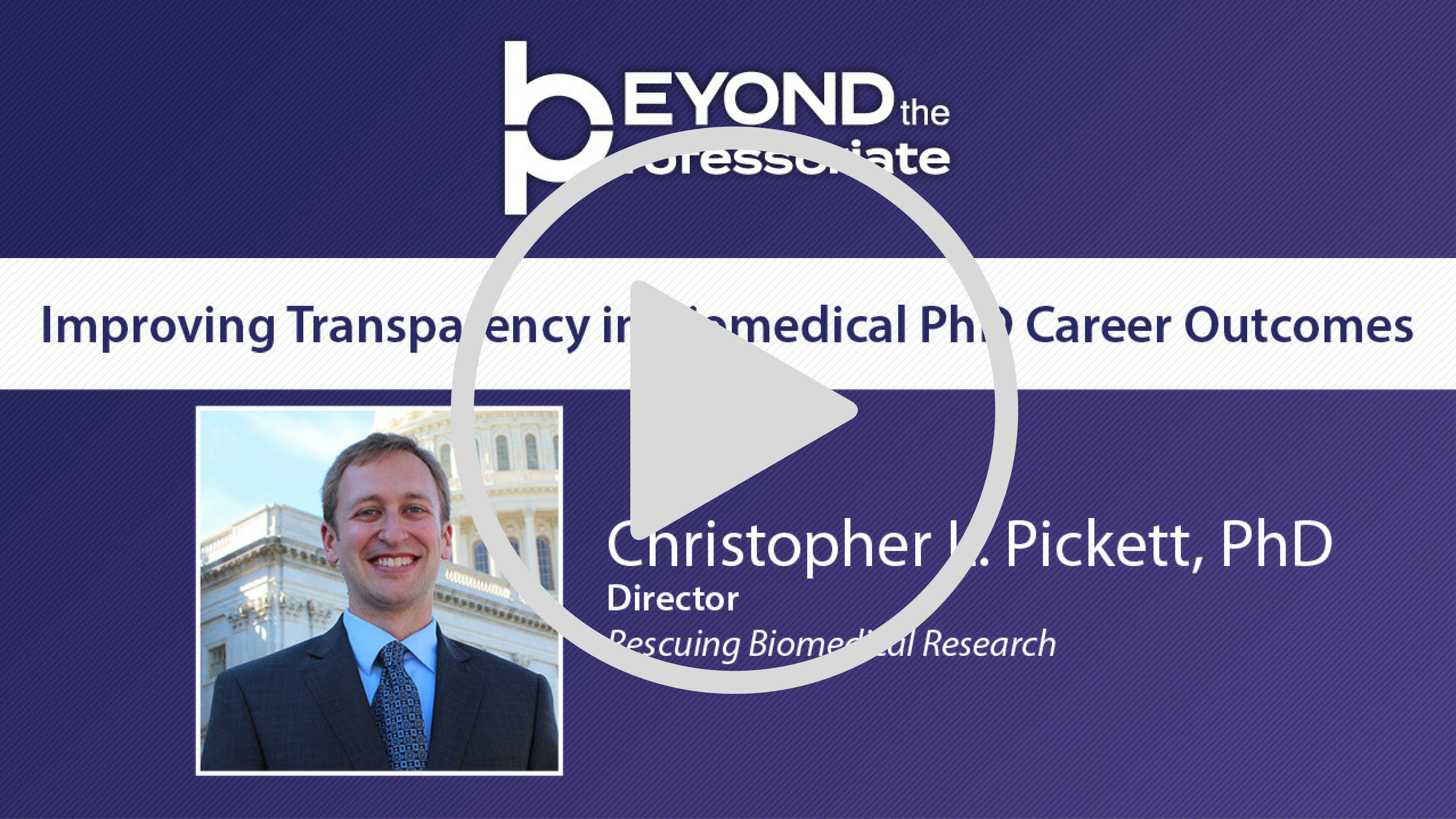 Improving Transparency in Biomedical PhD Career Outcomes