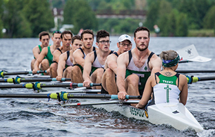 Five universities selected by Rowing Canada to train the next generation of Olympic rowers
