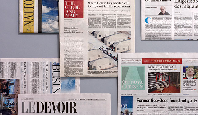 Journalism programs struggle to adapt to changing times