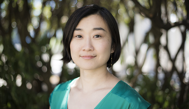 Transition Q & A: Helen Kang
