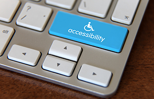 Accessibility must be more than an add-on to online pedagogy