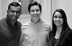 Dinuka Gunaratne, Kelly Hobson & Zeenat Ladak
