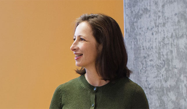 Molly Shoichet, science's symphony conductor