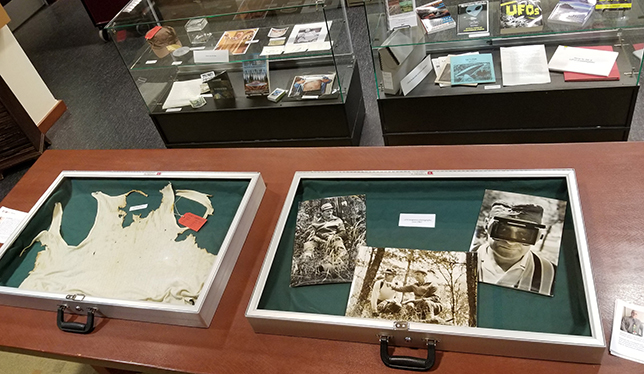 The University of Manitoba's archive of the paranormal just became a little more extraordinary
