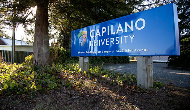 Capilano University becomes a member of Universities Canada