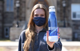 Brescia recognizes water as a human right, bans plastic water bottles to earn Blue Community certification
